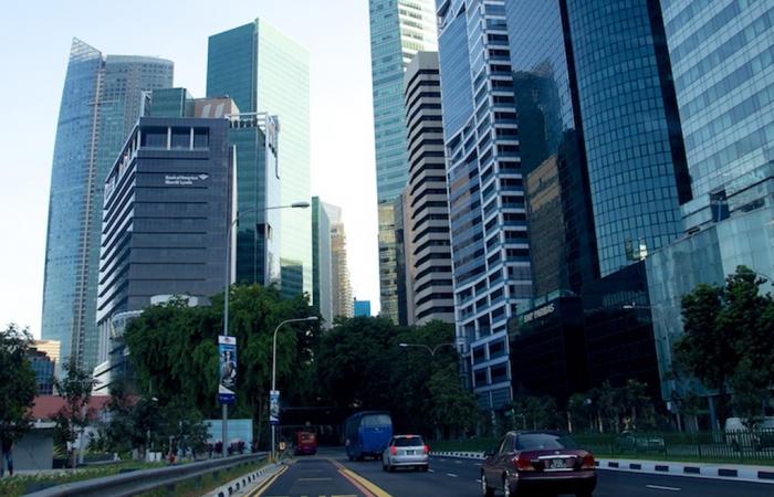 Singapore Central Business District (CDB)